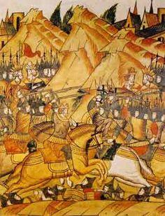 Битва на Косовом поле