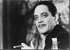 Definitely this guy - (Raul Julia)