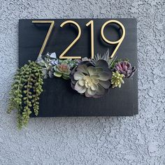Exterior Wall Design, Door Design, Outdoor Planter Boxes, May House, Name Plate Design, Name Plates For Home, Art Drawings Beautiful, Cement Crafts, Address Plaque