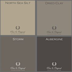 Some beautiful colors, colored with 100% mineral pigments ...exterior colors?