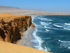 Pérou - La réserve naturelle de Paracas et les îles Ballestas posté dans Pérou, Uncategorizedpar picsandtrips Dates du séjour : du 7 au 8  juin 2014