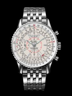 What Rolex wants to be when it grows up... Breitling Montbrilliant Datora