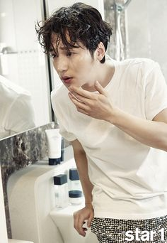 Byun Yo Han - @ Star1 Magazine February Issue '15