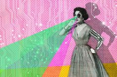 """You're A Woman, I'm A Machine (You Don't Ask A Cyborg to """"Lean In"""") - BuzzFeed"""