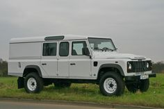 LandRover My kind of stretch limo