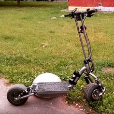 Kids Scooter, Best Electric Bikes, Electric Scooter, Strange Cars, Welding Art Projects, Drift Trike, 3rd Wheel, Go Kart, Cars Motorcycles