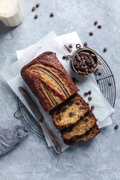 Buckle up, babies, this chocolate chip banana bread recipe is about to blow your mind. This moist banana bread is … Continue Reading Peanut Butter Banana Bread, Moist Banana Bread, Chocolate Chip Banana Bread, Banana Bread Recipes, Chocolate Chips, Healthy Cake Recipes, Baking Recipes, Most Expensive Food, Lemon Raspberry Muffins