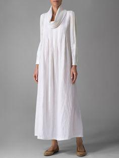 Plus Size White Casual Turtle Neck Linen Maxi Dress – RosyMerry – Linen Dresses For Women Long Sleeve Maxi, Maxi Dress With Sleeves, Linen Dresses, Casual Dresses, Maxi Dresses, Dress Outfits, Woman Dresses, Diy Kleidung, Plus Clothing