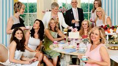 Megan Gale kicks off The Australian Women's Weekly's 80th birthday high tea tour