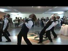 Watch this wedding dance routine for 'Thriller'. Ginger Kids, Dance Routines, Golden Girls, Thriller, Beauty Hacks, Watch, Concert, Wedding, Casamento