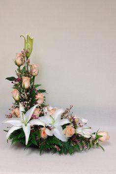 Image result for classic shape floral arrangements