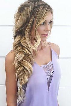 24 Wedding Hairstyles For Every Hair Length ❤️ See more: http://www.weddingforward.com/wedding-hairstyles-every-hair-length/ #weddings #hairstyles