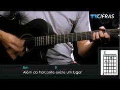 Jota Quest - Além do Horizonte - Aula de violão - TV Cifras