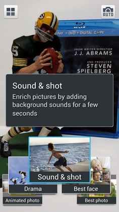 How to Record a Photo and Sound with #Samsung #Galaxy #S4 Sound Shot