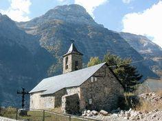Ruta de las iglesias de Bielsa