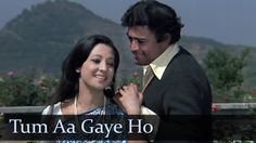 Tum Aa Gaye Ho - Sanjeev Kumar - Suchitra Sen - Aandhi - Kishore Kumar Bollywood Love Songs