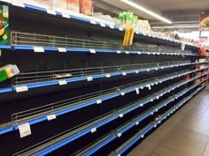 RedFlag ALERT! Bare Supermarket Shelves in Greece Should Be a Huge Wake Up Call to Millions of Clueless Americans | RedFlagNews.com