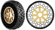 Polaris Industries - Non-pneumatic ATV tire