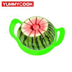 Watermelon Slicer Stainless Steel Fruit Vegetable Tool Shredder Slicer cutter Cooking Home Kitchen gadget Dining bar Accessories