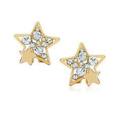 Starry Stud Earrings - PAIRIE - 1