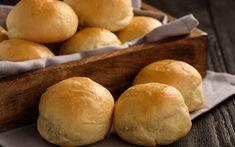 Gluten Free, Leftover Mashed Potato Rolls recipe from MamaBake! Mashed Potato Rolls Recipe, Cheesy Mashed Potatoes, Portuguese Bread Rolls Recipe, Cooking Bread, Cooking Recipes, Bread Recipes, Original Bread Recipe, Carole Crema, Fathead Bread