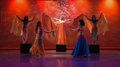 "Sarah Skinner & The Sisters of Salome in ""Tarot - Fantasy Bellydance - performances"" video / DVD  #bellydance #bellydancer #bellydancing #belly #dance #dancing #dancer  #star #costume #costumes #outfit   Dance, fitness, modeling instruction / classes  - video / DVD / iPhone, iPad Apps:  http://www.WorldDanceNewYork.com"