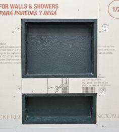 Installation ShowerNiche - Shower Pan, Shower Base, Tileable, ADA, Shower, Bathroom, Ready to Tile | Showerbase.com - KBRS, Inc.