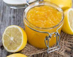 marmellata di limoni con bimby Chutney, Halloumi, Moscow Mule Mugs, Pudding, Sugar, Fruit, Tableware, Sweet, Food