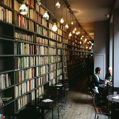 Library/Café