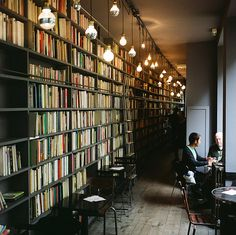 Cafe Library Merci, Paris. Deliciousness?