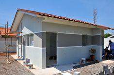 Conheça a primeira casa sustentável brasileira que resiste a tremores, é 25% mais barata e fica pronta em apenas seis dias