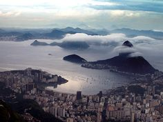 Harbour of Rio de Janeiro - Brazil - Seven Wonders of the Natural World
