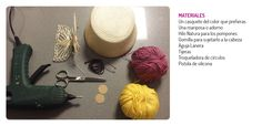 DIY-make a head dress for wedding party http://idoproyect.com/blog/diy-tocado-para-una-boda/
