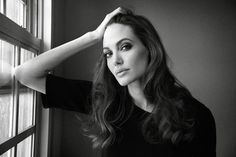 Angelina Jolie in Vogue Turkey