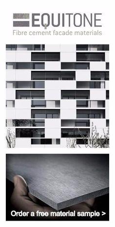 Residential complex in Vienna / Delugan Meissl architects Building Facade, Building Exterior, Building Design, Architecture Résidentielle, Contemporary Architecture, Chinese Architecture, Futuristic Architecture, Facade Design, Exterior Design