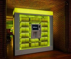 new york dispenser automat - Google Search
