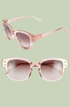 3e76f688838 Free shipping and returns on Kate Young for Tura 50mm Retro Sunglasses at  Nordstrom.com