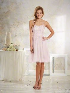 Alfred Angelo Bridal Style 8633S from All Bridesmaid Dresses in Sea Glass?
