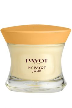For a healthy glow in the morning, My Payot JOUR should is the first step in your beauty regime. Its fresh, melting texture awakens radiance in a flash while moisturising the skin. This wake-up cream says NO to skin that is lacklustre and YES to renewed, radiant skin. PAYOT advice: Apply every morning. My Payot Jour is a precious, indispensable aid to help you face the day ahead. Learn more