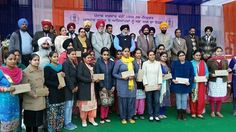 1008 newly appointed teachers given appointment letters by Education Minister Dr Daljit Singh Cheema. #AkaliDal #ProgressivePunjab
