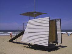 cabine de plage WATCHTOWER Larus - Artigos para Construçao e Eq. Lda.