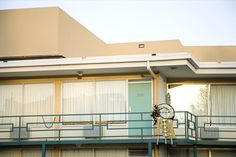 Lorraine Motel, Memphis, Tennessee. Dr. Martin Luther King Jr. was assassinated at this spot on April 4, 1968. Photo, April 17, 2006 by Carol M. Highsmith, Library of Congress, Prints and Photographs Division.