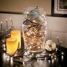 LED Lighted Branch Garland