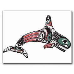 tlingit killer whale