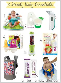 As parents we end up buying a lot of products during baby's first year. Some are bad but some really handy! Here are 9 must have handy baby essentials! Baby Activity Toys, Infant Activities, Babies First Year, 1st Year, Baby Boy Pictures, Baby Girl Photography, Baby Girl Nursery Decor, Baby Needs, Baby Essentials