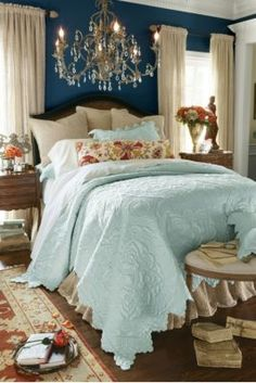 Chantelle Quilt from Soft Surroundings