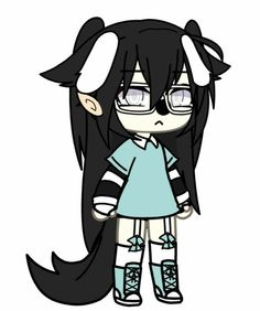 Character Outfits, Cute Anime Character, Character Drawing, Character Design, Anime Girl Drawings, Kawaii Drawings, Cute Drawings, Chibi Sketch, Anime Wolf Girl