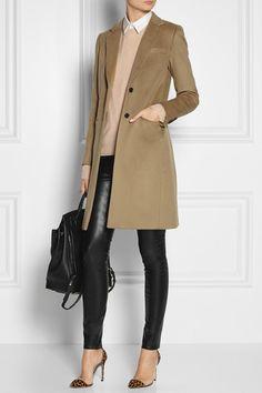 JOSEPH Man wool and cashmere-blend coat €655 - Αναζήτηση Google