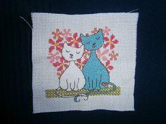 Ariadne from Greece!: Secret Stitching Sweethearts Blog Hop