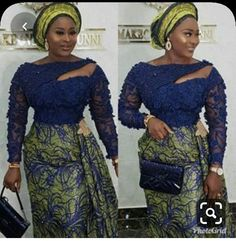 Enchanting aso ebi styles that will inspire you - Opera News Official Nigerian Dress Styles, Ankara Long Gown Styles, Nigerian Lace, Ankara Styles, Aso Ebi Lace Styles, Lace Gown Styles, African Lace Dresses, African Fashion Dresses, African Clothes